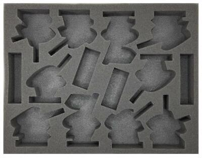 Battlefoam Battle Foam Lumineth Realm Lords Vanari Dawnriders Foam Tray New Ebay Revolutionary carrying cases and custom cut foam trays for firearms, drones, camera equipment and/or anything expensive. ebay