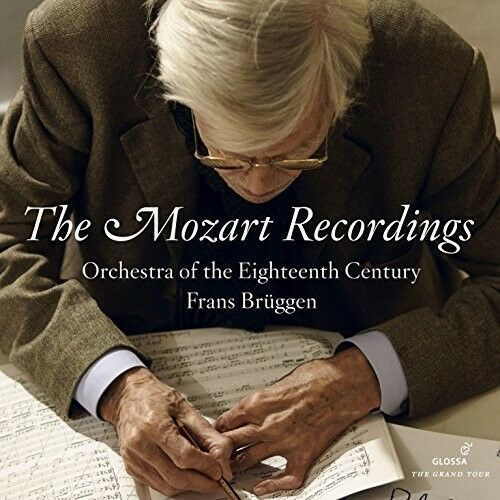 Mozart / Orchestra Of 18th Century / Bruggen - Mozart Recordings [New CD]
