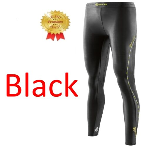 ALL BRAND NEW Skins DNAmic Womens Long Tights Black