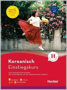 NEU-Einstiegskurs-KOREANISCH-lernen-fuer-Kurzentschlossene-Anfaenger-Sprachkurs