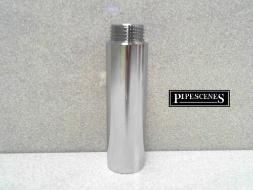 """Chrome radiateur valve extension longueur fixe 1//2/"""" x 80mm mâle à femelle menuisier"""