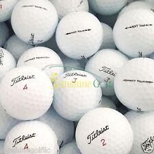 50 Near Mint Titleist NXT Tour AAAA Used Golf Balls