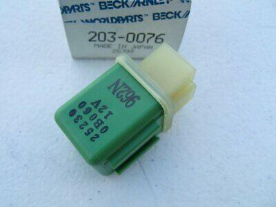 Beck Arnley 203-0095 Relay