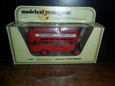Models Of Yesteryear Y23 AEC Bus - Schweppes