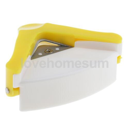 R5mm Plastikecke Runder Papier Lochkarte Foto Schneider Werkzeug ramdom