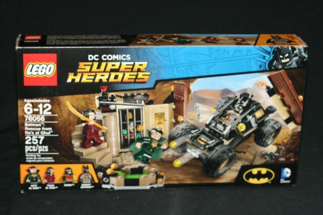 LEGO DC COMICS SUPER HEROES 76056 BATMAN: RESCUE FROM RA'S AL GHUL (2016) NEW