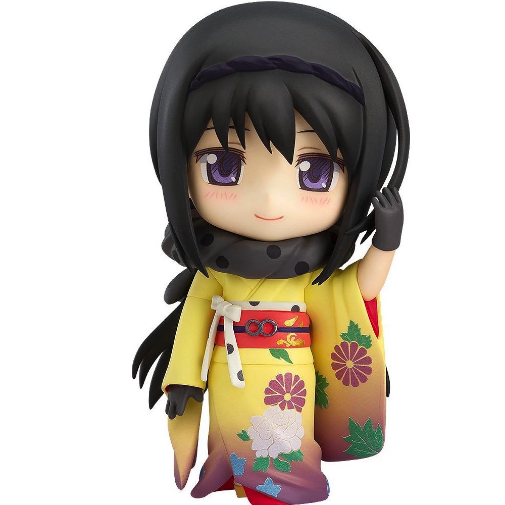 GOOD SMILE - Nendoroid 722 Puella Magi Madoka Magica Akemi Homura Kimono Ver.