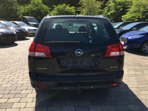 Opel Vectra 1,9 CDTi Elegance stc. - billede 4