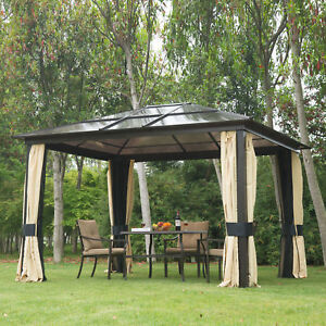 Genial Image Is Loading 12 039 X10 039 Outdoor Patio Canopy Party