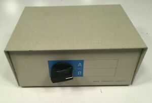 Data Transfer Switch Centronics AB