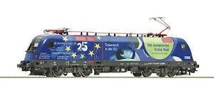 """Roco H0 70501 E-Lok Rh 1116 """"25 Jahre Österreich in der EU"""" der ÖBB - NEU + OVP"""