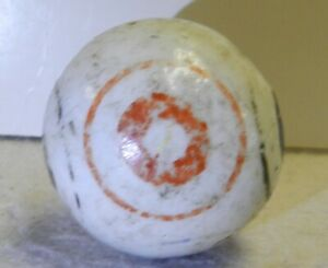 #10419m Huge 1.58 Inches Very Rare Multi Bull's Eye German Handmade China Marble