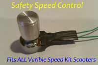 Razor - Throttle, Controller, Electrical Kit-safety Speed Controll Kit-look