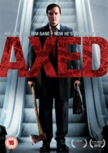 Axed (15) R2 DVD - Tense thriller - FREE UK POSTING