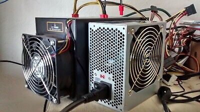 1wk Bitcoin Lotto 168 hr SOLO Mining Contract 16 TH//s Possible $143010 payday