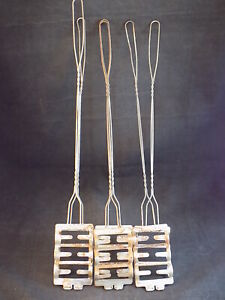 Vintage Hot dogMarshmallow Skewers Campfire Camping