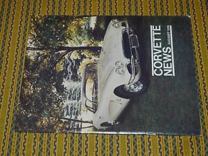Corvette News Magazine Aug/Sept 1976