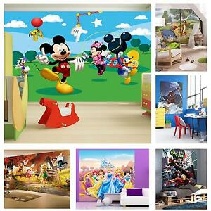 A Imagem Está Carregando CHILDRENS BEDROOM DISNEY Amp CHARACTER WALLPAPER  WALL MURAL  Part 83