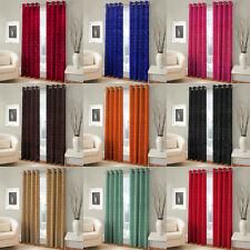 Warmland Velvet Embossed window/Door Curtain