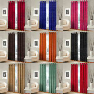 Warmland-Velvet-Embossed-Curtain-Window-Curtain-Door-Curtains-Log-Door-Curtain
