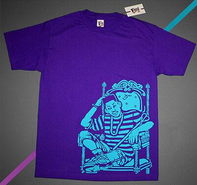 686e10c0e3e New Fnly94 v Purple Aqua Fresh Prince of Bel Air shirt for air jordan grape  5 | eBay