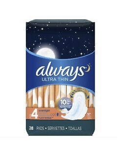 Always-Size-4-Ultra-Thin-Overnight-Pads-28ct