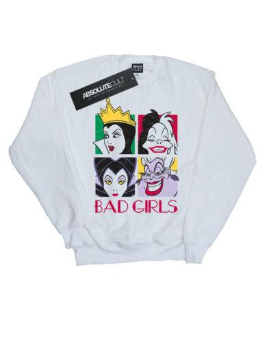 Felpa Bad Uomo Villains Girls Disney qSI8n