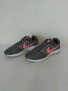 963815ad84d0 Women s NIKE DOWNSHIFTER 7 Gray+Pink Casual Athletic Running ...