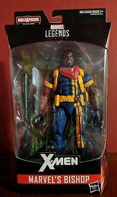 """Marvel Legends 6/"""" Bishop X-Men X-Factor w//Sauron BAF Piece New Sealed Complete"""