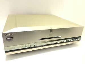 SONY-DVP-S9000ES-SACD-DVD-Compact-Disc-Player-High-End-Vintage-2000-Like-New