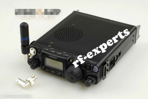NEW 50 ohm BNC Connector Adapter for YAESU FT-817 KX3