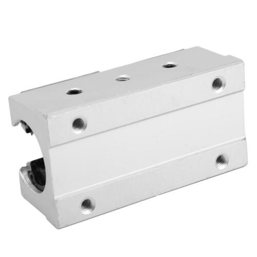 SBR20LUU 20mm Router Linear Motion Ball Bearing Slide Block FOR CNC US Delivery