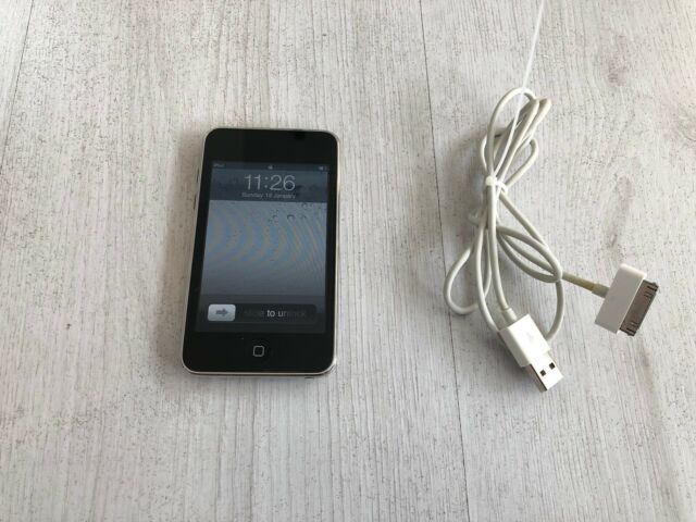 Apple iPod touch 3rd Generation Black (32GB) S/N:46K2