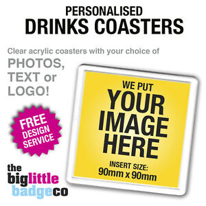 PERSONALISED-ACRYLIC-COASTERS-DRINKS-MATS-insert-size-9cm-x-9cm