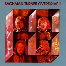 Bachman-Turner Overdrive II by Bachman-Turner Overdrive (CD, Feb-2006, Mercury)