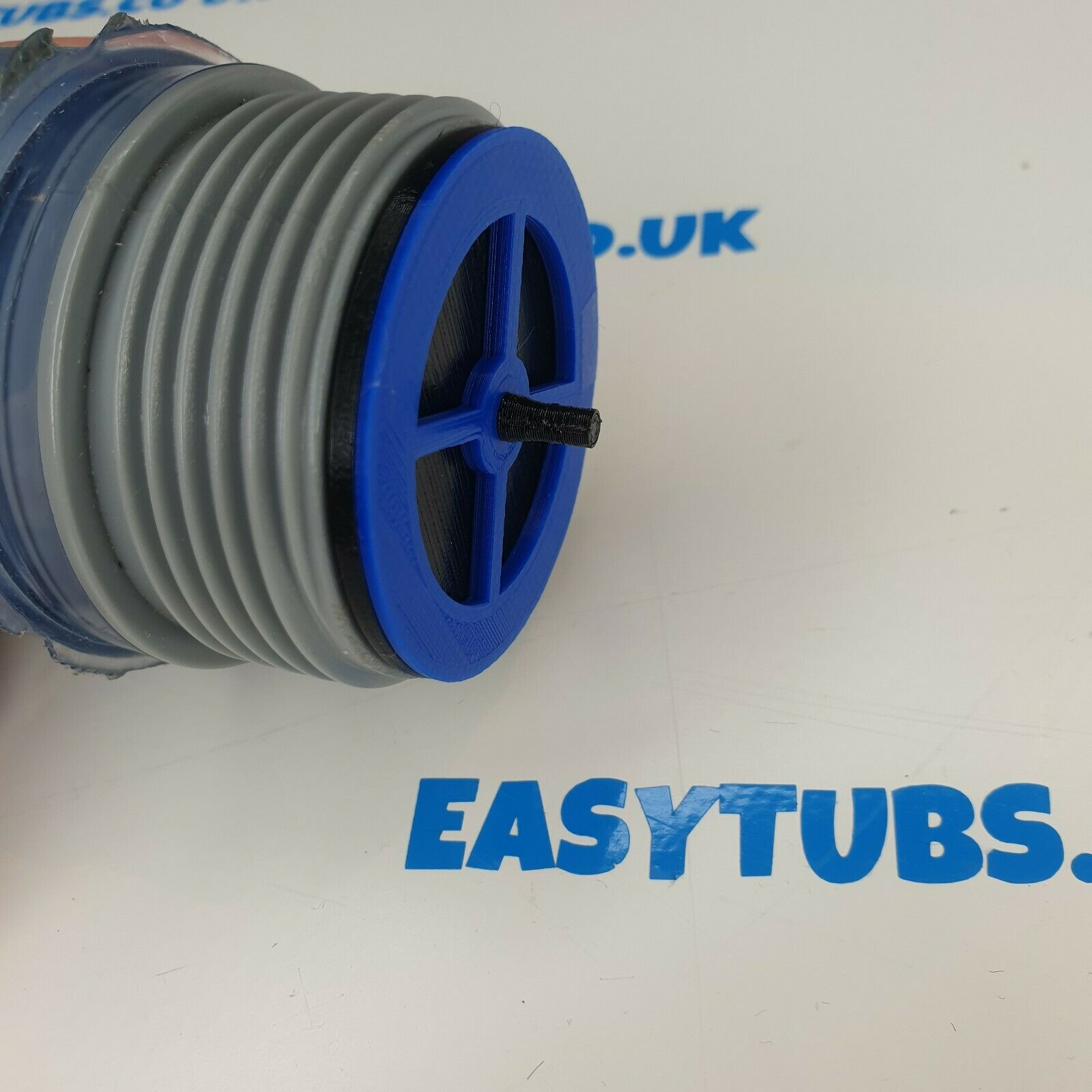 (1WV) EasyTubs Lazy spa Non Return Valve Instant Fix Leaking A Connection