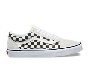 vans checkerboard kinder