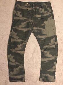 06ead7fb G-Star RAW Tarrick Loose Tapered Camo Cargo Pants