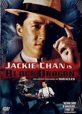 BRAND NEW DVD // JACKIE CHAN // BLACK DRAGON ( MIRACLES ) // ANITA MUI
