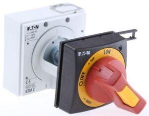 Handle, Lockable for use with N(S)2(-4) Series, NZM2(-4) Series, PN2(-4) Series