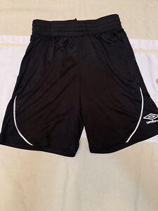 umbro running shorts