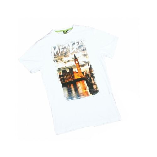 MGP London Kids T-Shirt White from Madd Gear Scooters