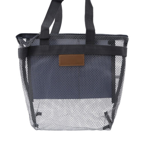 Tote Bag with Insulated Picnic Cooler Top Zipper Shoulder Bag MA