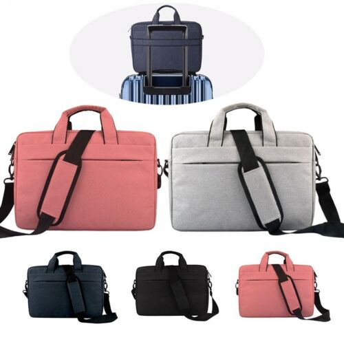 """13.3/"""" 14/"""" 15.6/"""" Laptop Shoulder Bag Cover Case For HP DELL Computer Notebook PC"""