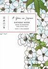 A Year in Japan Birthday Book by Kate T. Williamson (Diary, 2008)