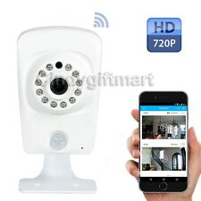 Wireless Security Camera HD 720P Wi-Fi IP Network Audio SD Card Record Night 1C1