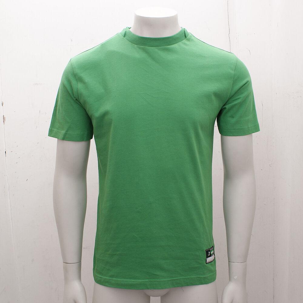 NEU adidas X OPENING CEREMONY grün Logo Aufdruck T-Shirt Echt  mit Etikett