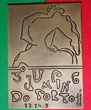Animal / Horse / International Jumping Of Porto / Modern Design / Bronze Medal