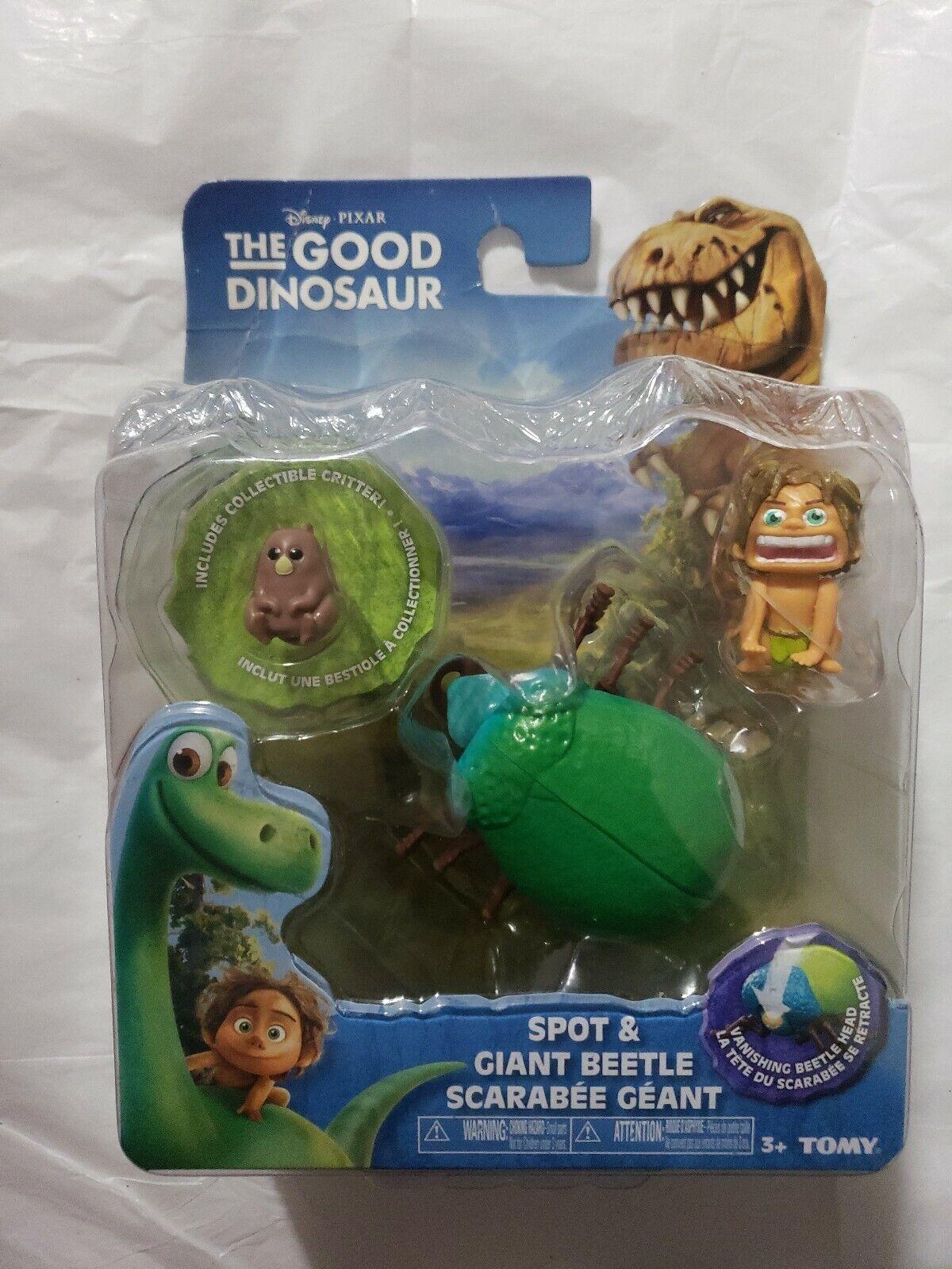 Disney PIXAR The Good Dinosaur REX DAD Galloping Butch Posable Figure BRAND NEW