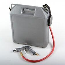 New Portable Handheld Air Sandblaster Sand Blaster Kit Rust & Paint Remover
